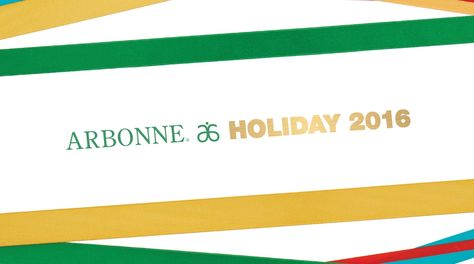 Holiday   Arbonne Celebrate an Arbonne holiday with the joy of knowing botanically inspired ingredients fill each gift, and the joy that's felt when you share it with loved ones.