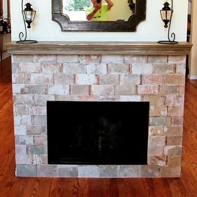 Having A Fireplace That Looks Good Any Time Of Year Not Just