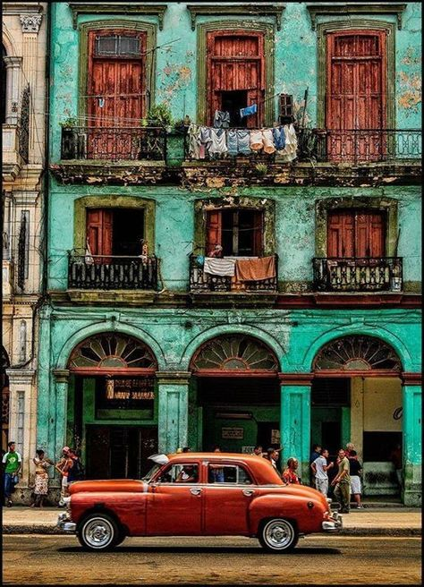 Central America – Learn, Explore and Travel - From Belize to Panama Early Morning Havana, Cuba (by John Galbreath) Join us! Belize, Havana Cuba, Havana Salsa, The Places Youll Go, Places To See, Havana Nights, Cuba Travel, Travel Europe, Japan Travel