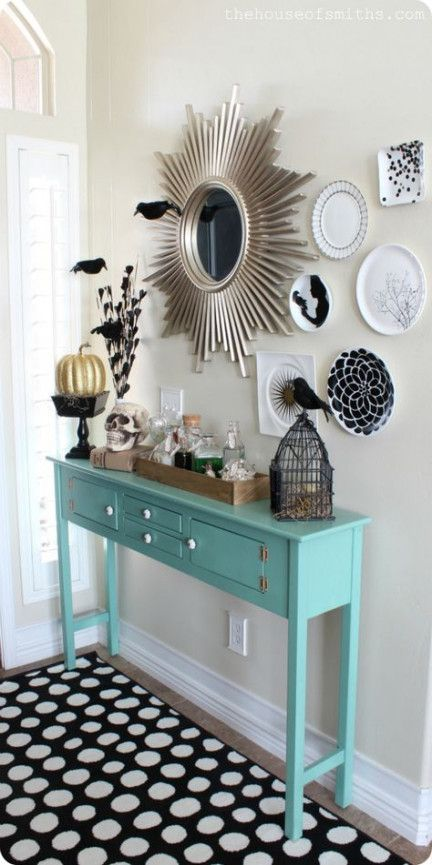 14 Unexpected Ways To Upgrade Your Living Room In 2020: Entryway Decor Dresser