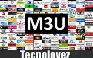 Iptv Come Scaricare File M3u8 Streaming Video Scaricare File Playlist Smart Tv Tv