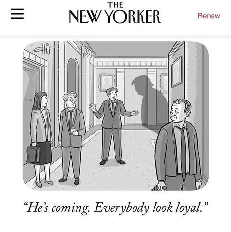 I Drew Today S Daily Cartoon For Newyorkermag Check Out More