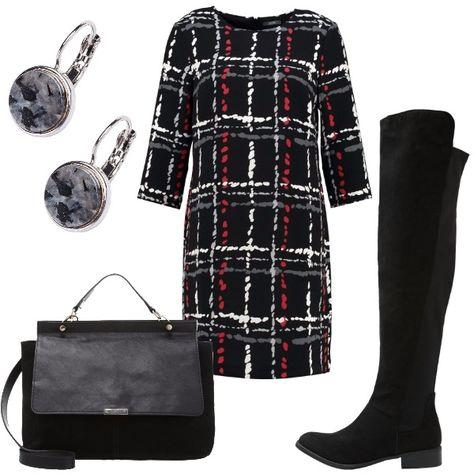 Praticissimo+l'outfit+proposto,+composto+da+cardigan+lungo+