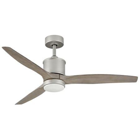 Hinkley Lighting 900752f Lwd In 2020 Ceiling Fan Outdoor