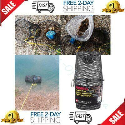 Ad(eBay) Crawfish Net Trap Heavy Duty Vinyl Minnows Bait