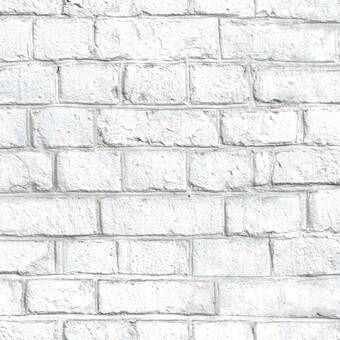 Simpleshapes Brick Peel And Stick Wallpaper Panel Reviews Wayfair White Wash Brick Peel And Stick Wallpaper Brick Wallpaper