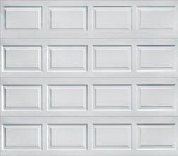 Ideal Door 8 X 7 Insulated Garage Door From Menards 269 00