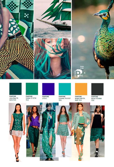SS 2015 Color Trend Follow us on Pinterest and tumblr ~ FashionPhrase