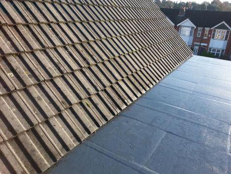 Suspended Medium Roof Repair Roofing Repair