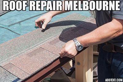 Roof Repair Melbourne Roof Repair Emergency Roof Repair Tile Repair