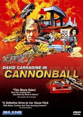 Cannonball! 1976 Poster