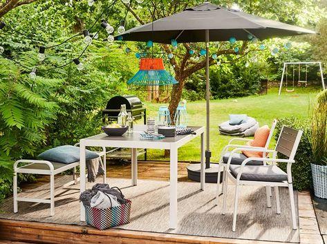 Las Mesas De Terraza Ikea Para Diseñar Un Comedor De Verano
