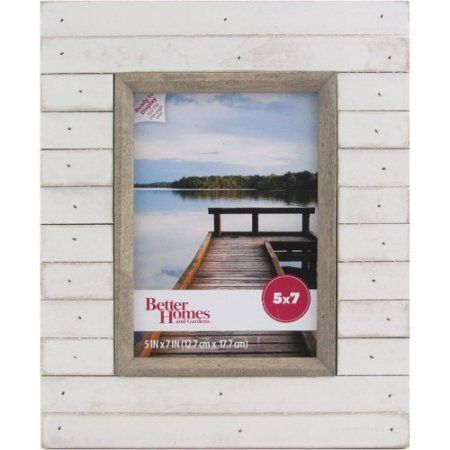 322498e73b69e3105283e8d5056dbce6 - Better Homes And Gardens Oracoke 5x7 Soft White Picture Frame