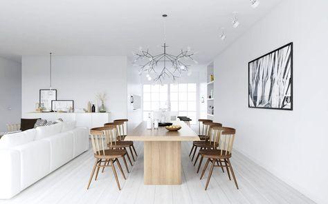 Risultati Immagini Per Arredamento Stile Nordico Moderno Con