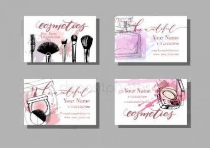 41 Best Ideas Makeup Artist Names Business Graphic Design Makeup Artist Business Cards Makeup Business Cards Makeup Artist Business