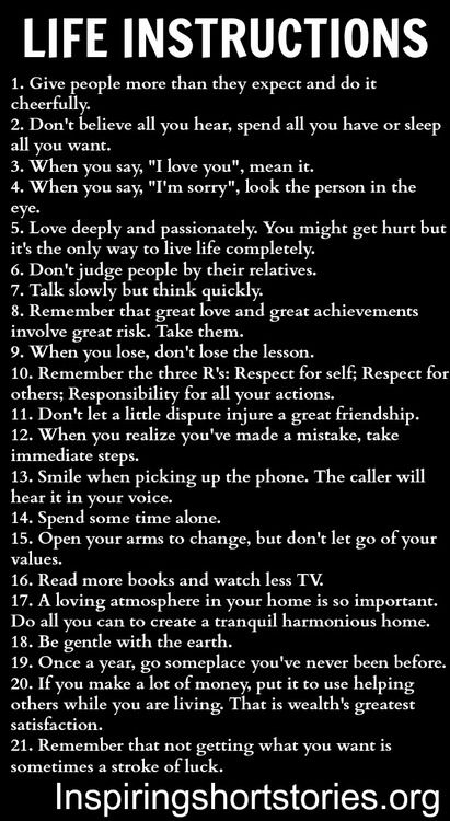 Lesson In Life Quote Fascinating Some Of These Are Easier Said Than Done But Good To Keep In Mind