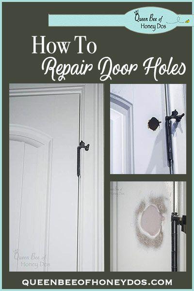 How To Repair Hollow Core Door Holes Hollow Core Doors Home