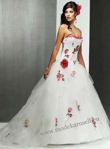Rote Blumen Boho Sun Kleid Maxi Kleider Sommerkleider Boho Blumenkleid