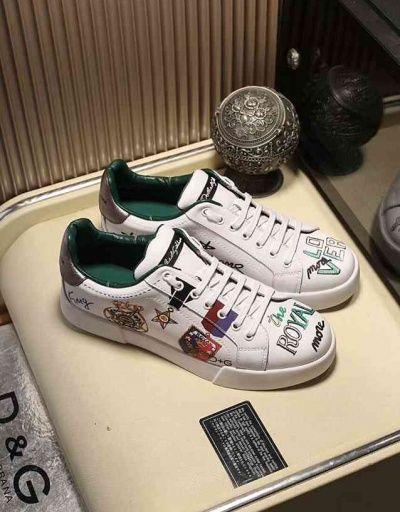 dolce gabbana replica shoes