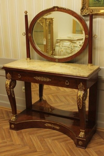 Barock Schmink Tisch Antik Stil Rokoko Louis Xv Mobd0770bg Antik
