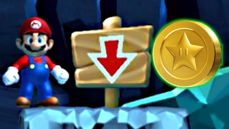 New Super Mario Bros U Deluxe All Star Coin Locations Secret Exit World 1 Guide Master0fhyrule