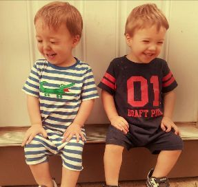 10 facts about raising twin toddler boys- these are all so beyond true!! we shall see...