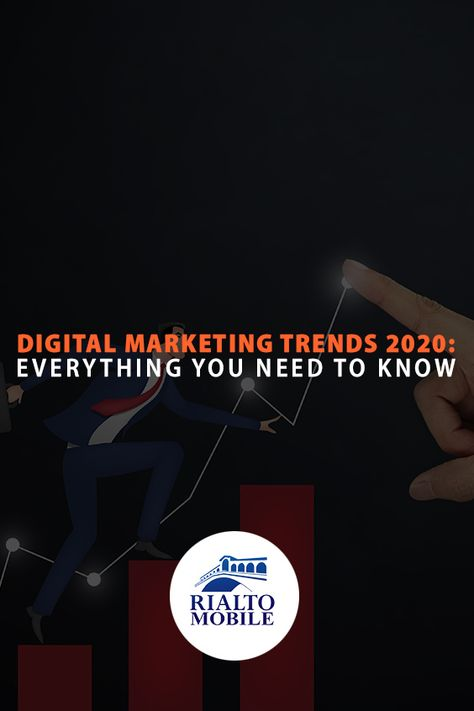 Digital Marketing Trends 2020: Everything You Need to Know