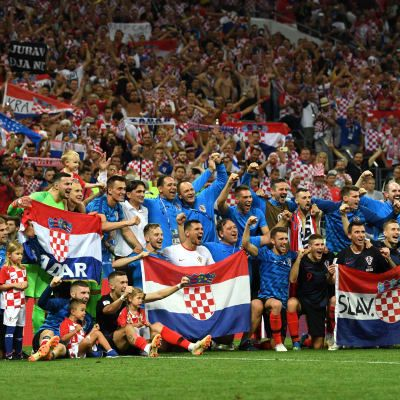 2018 Fifa World Cup Russia News Three Reasons Why Croatia Deserves To Win The Final Footballworldcup2018 Footb World Cup Semi Final Fifa World Cup Fifa