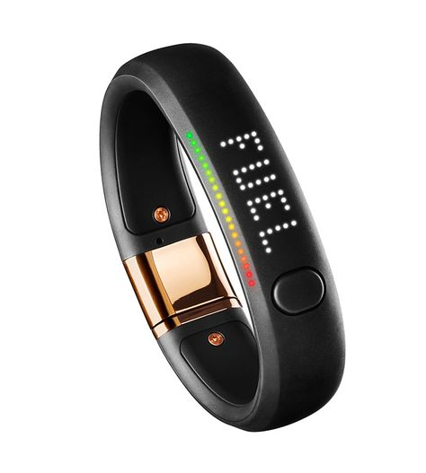 Limited edition rose gold NIKE+ fuelband SE following the launch of the NIKE+ fuelband SE in earlier this month, NIKE is about to release the first colorway from its new METALUXE collection—the limited edition rose gold NIKE+ fuelband SE. the design will be available in limited quantities worldwide from november 21st costing $169 USD.
