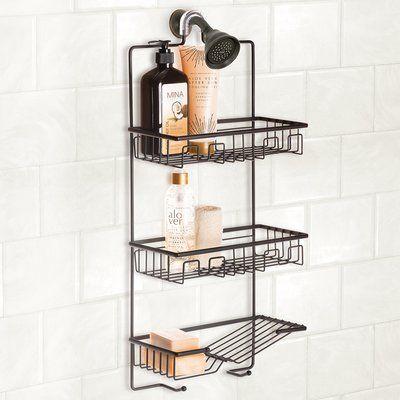 Project Tidy Benji Shower Caddy Shower Storage Shower Rack