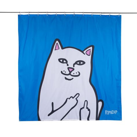 Lord Nermal Shower Curtain Curtains Lord Reusable Tote Bags