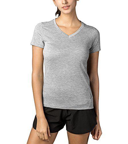 Ultrasport Balance T-Shirt de Yoga//Fitness Femme