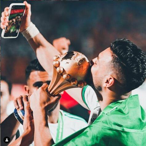 #dz #mahrez #bensebaini #algerien 1..2..3..Viva Là algerie