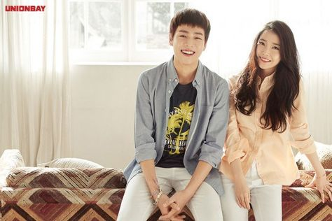 IU and Lee Hyun Woo are a believable couple in Union Bay