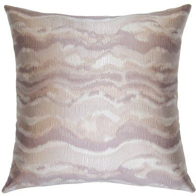 Feathers Sixteen Clouds Throw Pillow