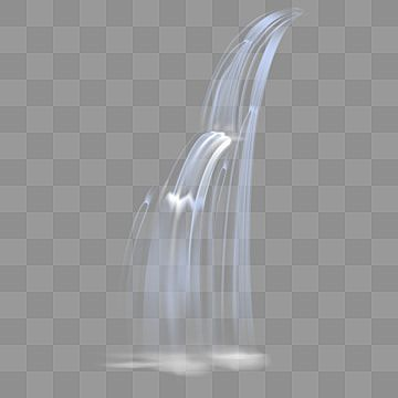 Water Flow Waterfall Landscape Png And Vector In 2020 Blurred Background Photography Waterfall Landscape Photoshop Images