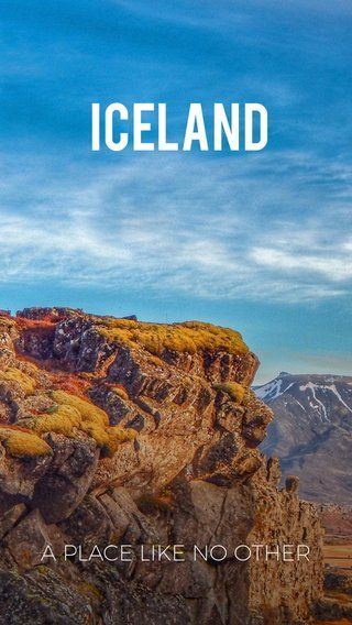Stunning photography from a trip to Iceland