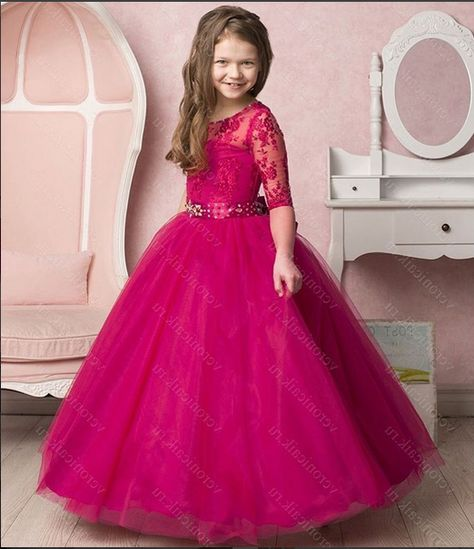 7f7258ee743 Платье бальное TRINITY bride FG0488 малиновый