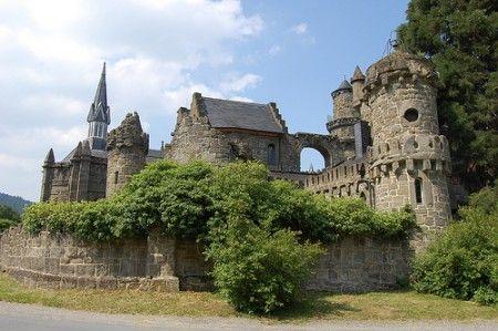 Visit an ancient castle, like Lowenburg Castle in Germany