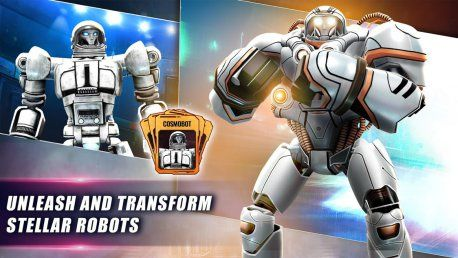 Download Real Steel World Robot Boxing Apk Mod In 2020 Real