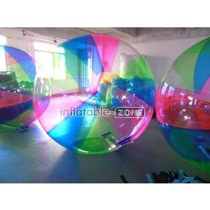 Water Ball Water Walking Ball Beach Ball Inflatable Zone With Images Cool Pools Beach Ball Ball