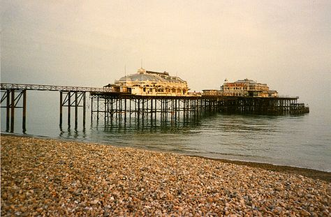 Image result for Brighton pier postcard Pinterest