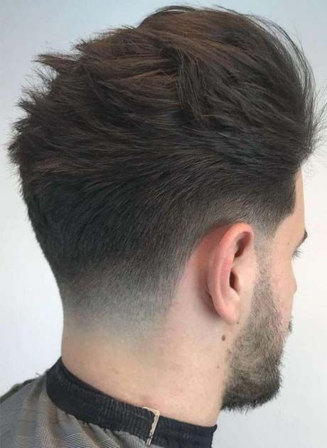 Hair Style Cutting Man