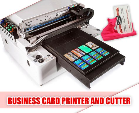 Printing Some Cheap Business Cards At Home