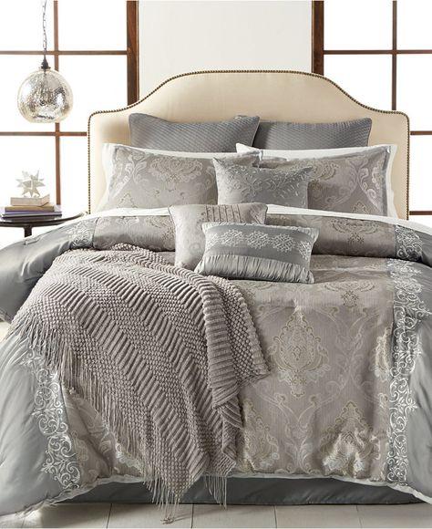 Koning 14 Pc California King Comforter Set Bedding Products