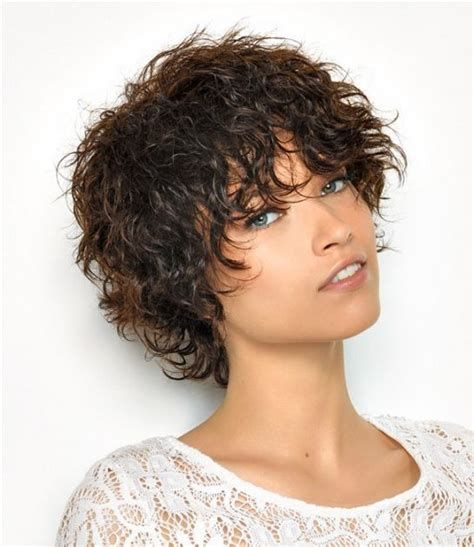 Image Result For Short Edgy Hairstyles Curly Hair Short