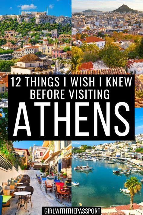 12 Big Mistakes to Avoid in Athens, Greece!