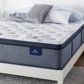 Serta Perfect Sleeper Glenmoor 2 0 Pillowtop King Mattress Queen