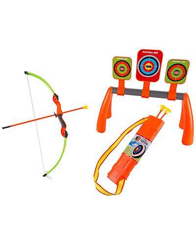 Rue La La Hey Play Toy Archery Set Kids Bow And Arrow Bow And Arrow Set Archery Set