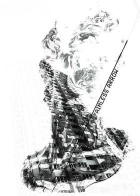 Glitch Glitch Art Minimalistic Digital Mobilephotography Bnw Cityscape